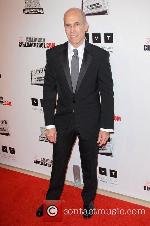 Jeffrey Katzenberg  26th American Cinematheque Award Gala...