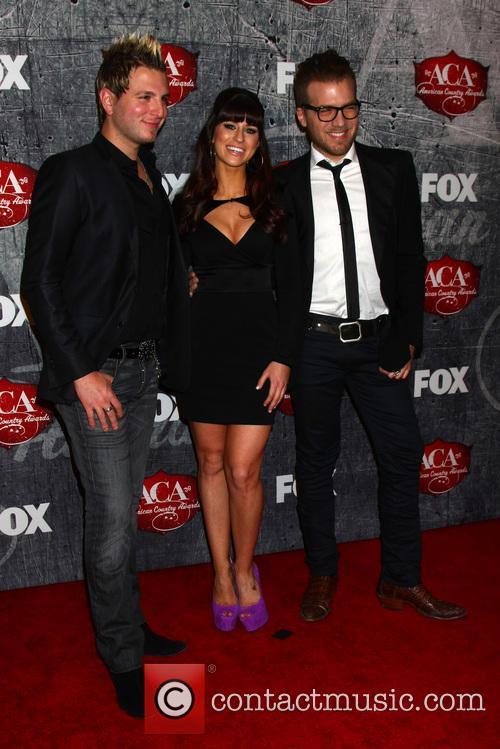 American Country Awards, Mandalay Bay Resort and Casino- Arrivals 2