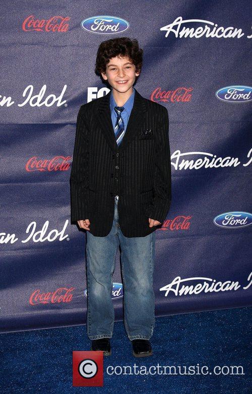 David Mazouz  The American Idol Season 11...