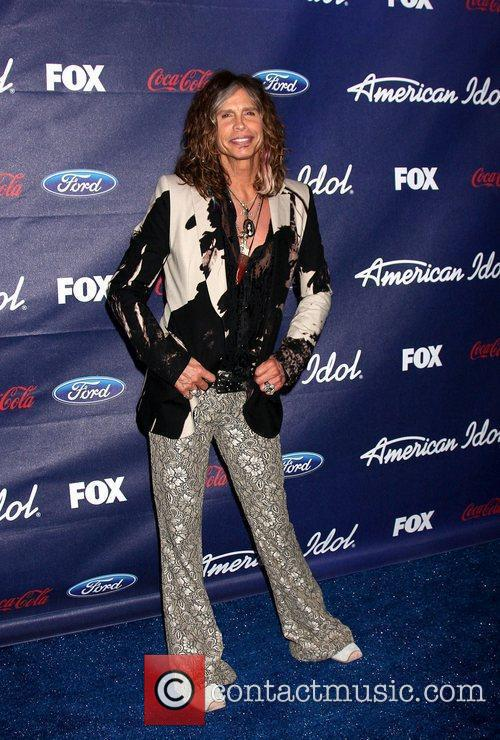 The American Idol Season 11 Top 13 Party...