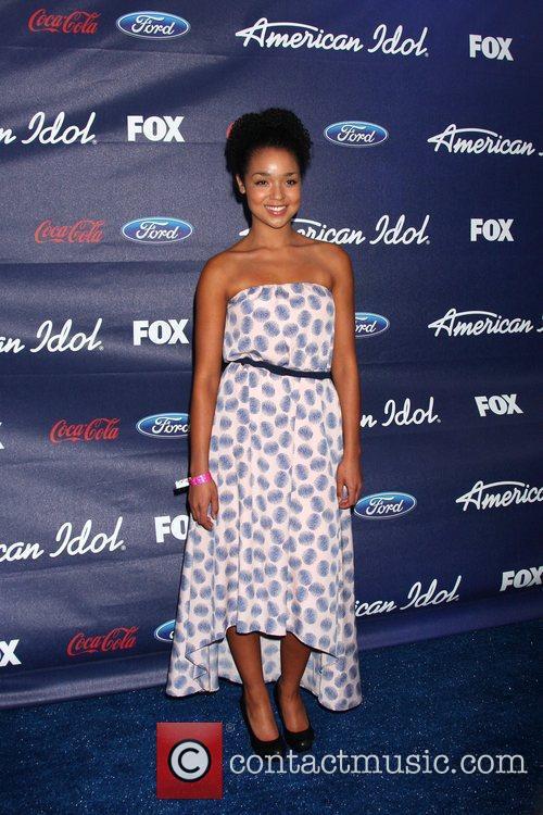 Aisha Dee  The American Idol Season 11...