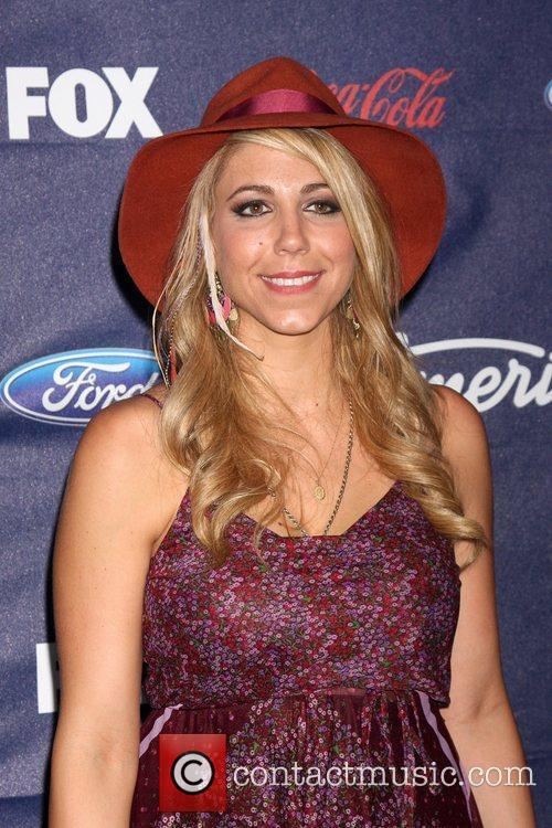 Elise Testone The American Idol Season 11 Top...