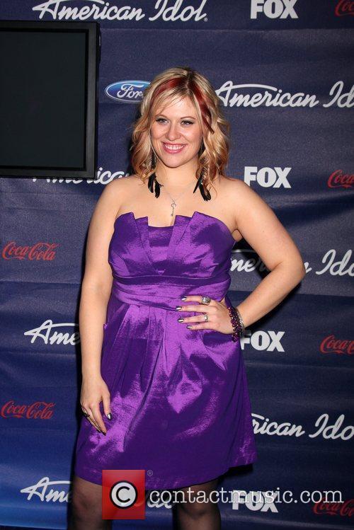 Erika Van Pelt The American Idol Season 11...