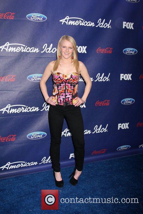 Hollie Cavanagh The American Idol Season 11 Top...