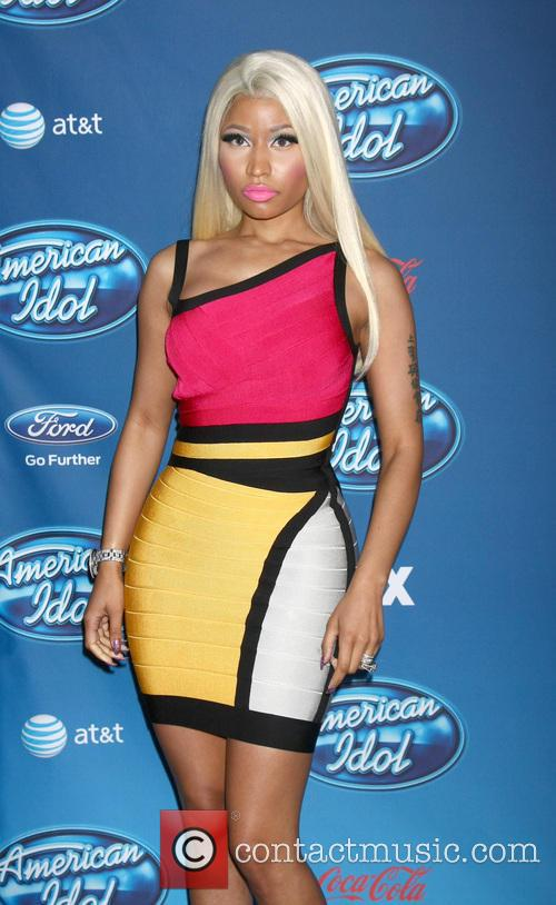 Nicki Minaj and American Idol 9