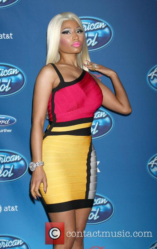 Nicki Minaj and American Idol 7