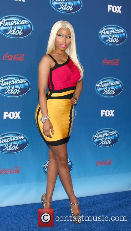 Nicki Minaj and American Idol 5