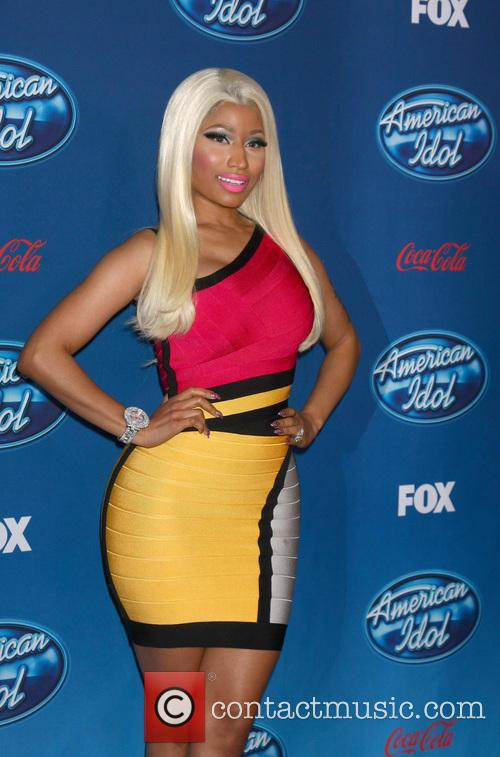 Nicki Minaj and American Idol 11