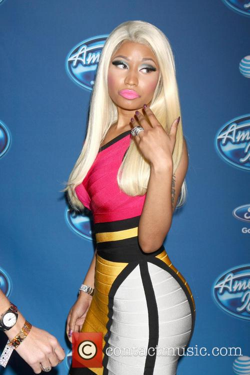 Nicki Minaj and American Idol 10