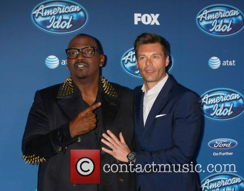 Randy Jackson and Ryan Seacrest 2