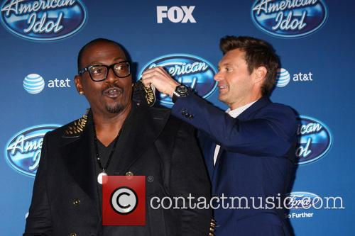 Randy Jackson and Ryan Seacrest 4