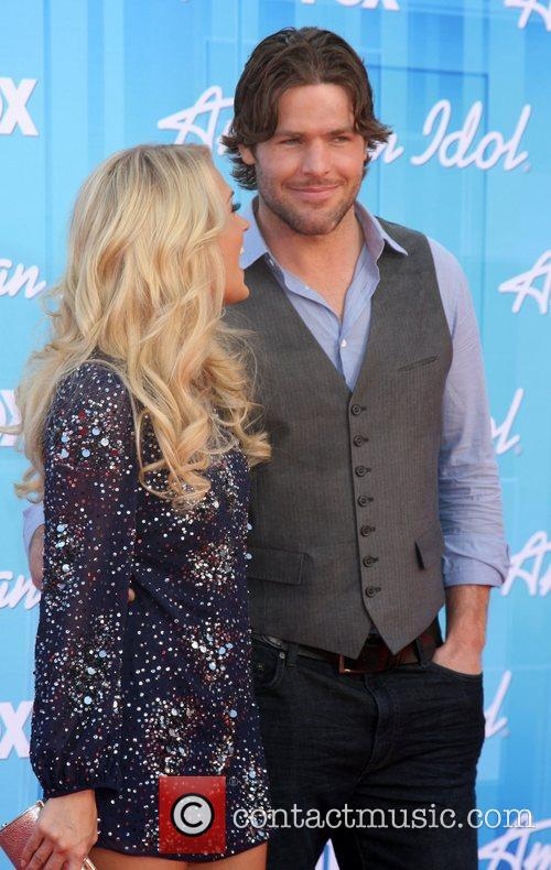 Carrie Underwood and Guest 'American Idol' Season 11...