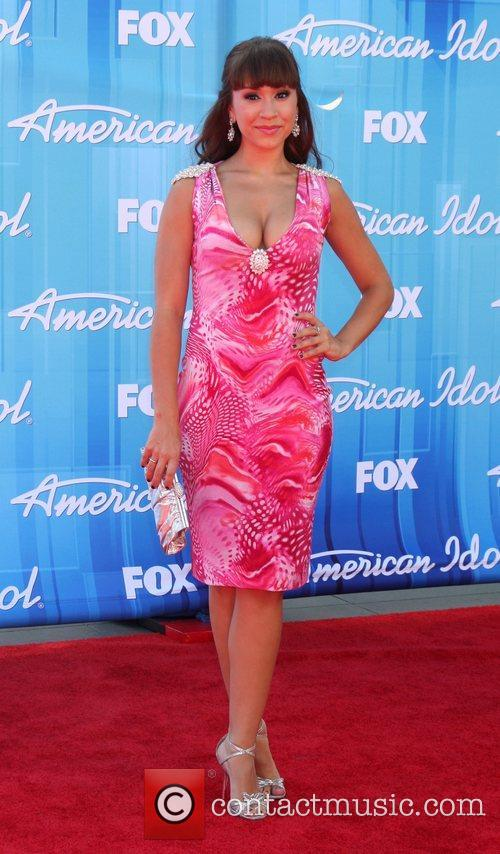 Diana DeGarmo 'American Idol' Season 11 grand finale...