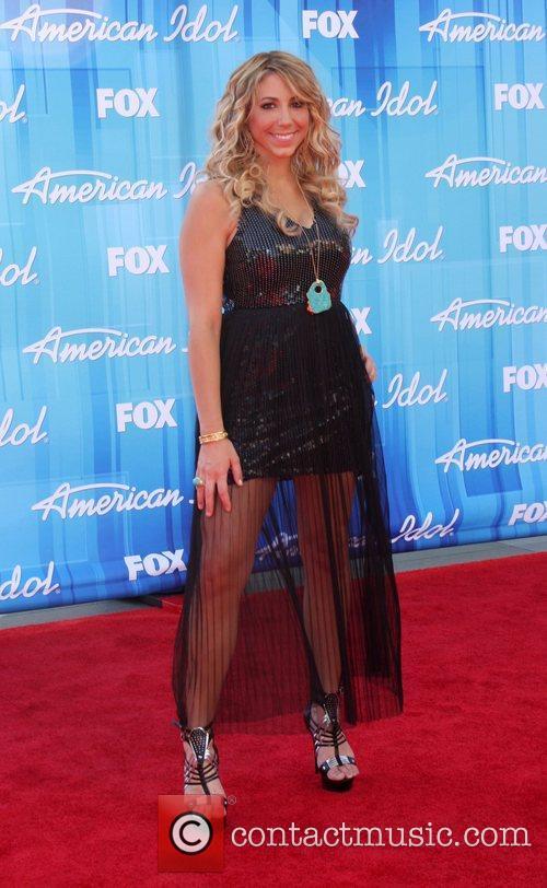 Elise Testone  'American Idol' Season 11 grand...
