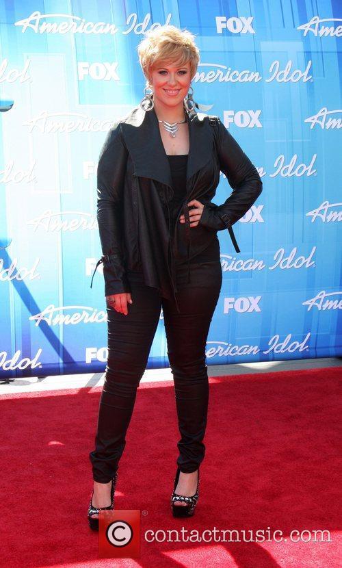 Erika Van Pelt 'American Idol' Season 11 grand...