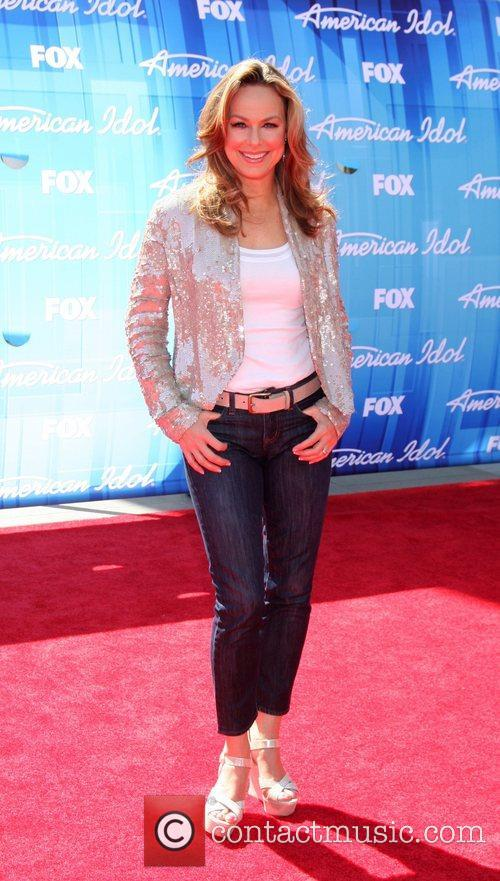 Melora Hardin 'American Idol' Season 11 grand finale...