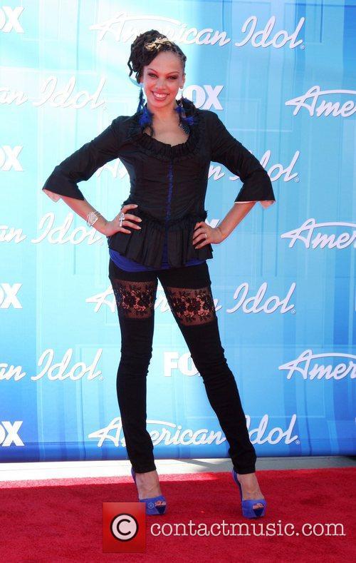 Naima Adedapo 'American Idol' Season 11 grand finale...