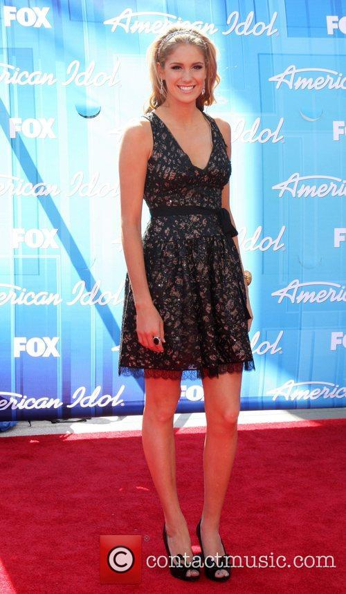 Shannon Magrane  'American Idol' Season 11 grand...