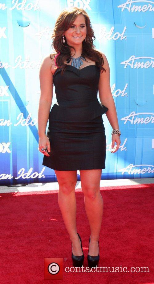 Skylar Laine  'American Idol' Season 11 grand...