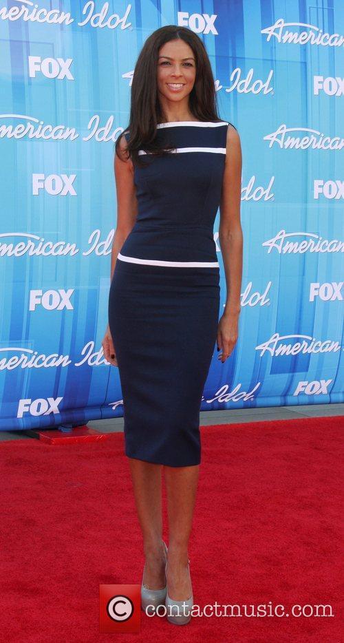 Terri Seymour  'American Idol' Season 11 grand...