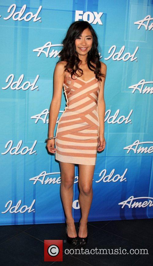 Jessica Sanchez  'American Idol' Season 11 grand...