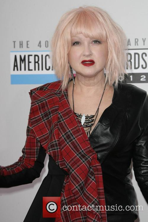 The, Anniversary American Music Awards, Nokia Theatre L., A. Live, Arrivals and American Music Awards 10