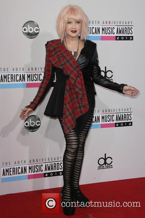 The, Anniversary American Music Awards, Nokia Theatre L., A. Live, Arrivals and American Music Awards 14