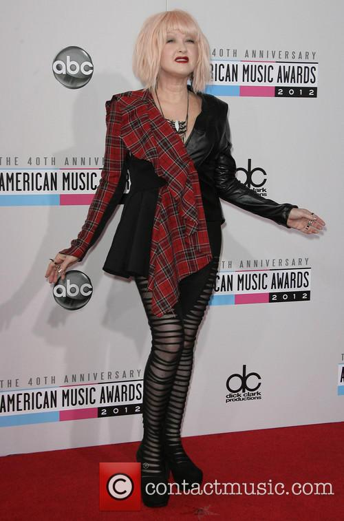 The, Anniversary American Music Awards, Nokia Theatre L., A. Live, Arrivals and American Music Awards 9