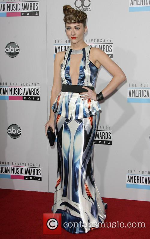 The, Anniversary American Music Awards, Nokia Theatre L., A. Live, Arrivals and American Music Awards 2