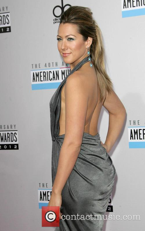 The, Anniversary American Music Awards, Nokia Theatre L., A. Live, Arrivals and American Music Awards 3