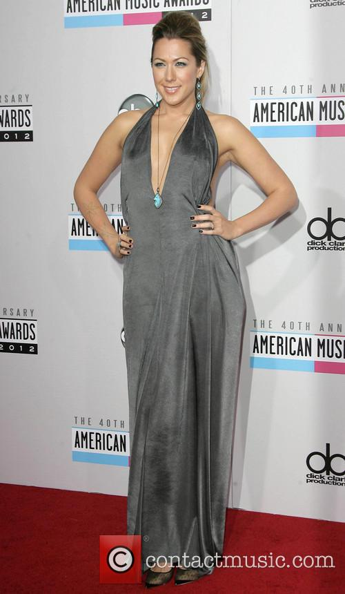 The, Anniversary American Music Awards, Nokia Theatre L., A. Live, Arrivals and American Music Awards 8