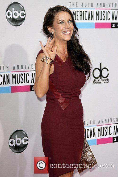 Pattie Mallette The 40th Anniversary American Music Awards...