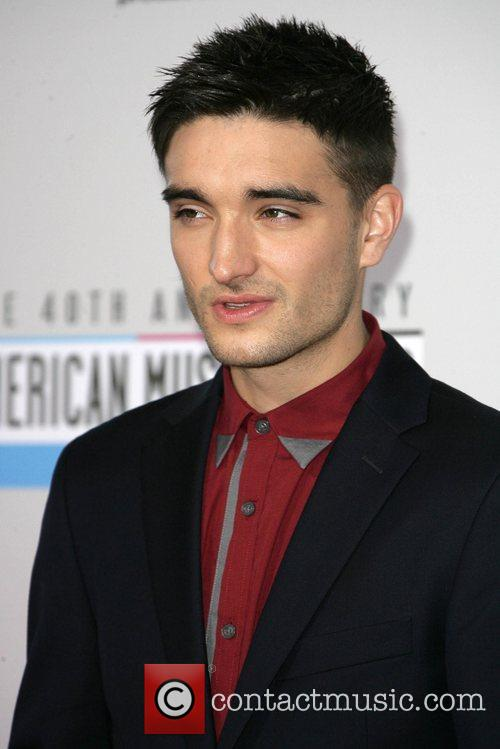 Tom Parker of The Wanted The 40th Anniversary...