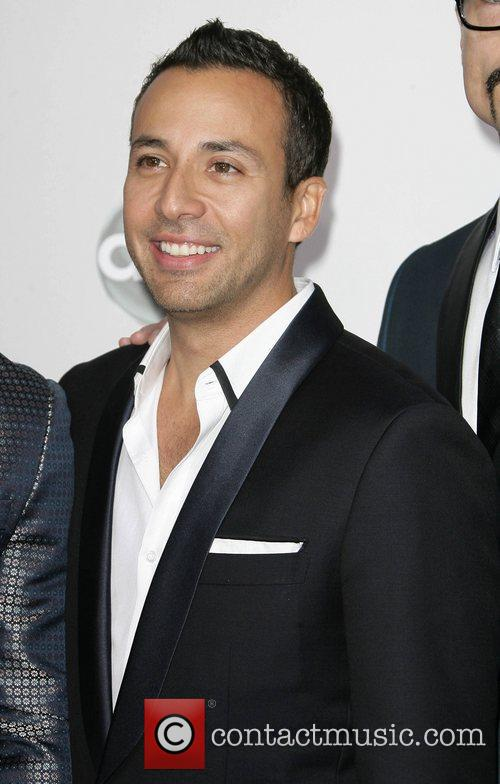 Howie Dorough and Backstreet Boys 9
