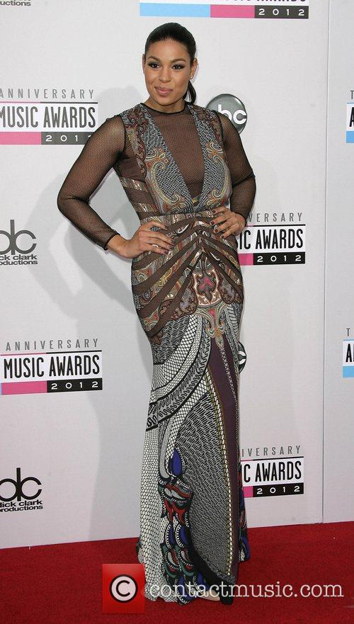Jordin Sparks The 40th Anniversary American Music Awards...