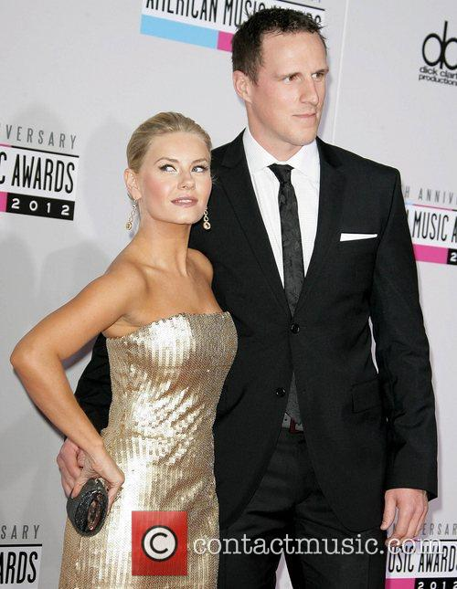 elisha cuthbert and dion phaneuf the 40th 5954702