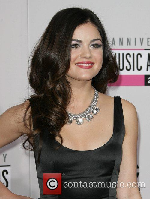 Lucy Hale The 40th Anniversary American Music Awards...