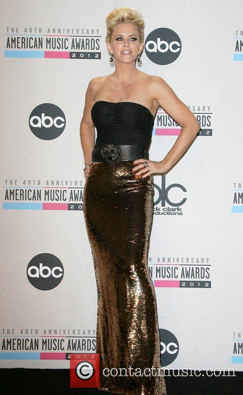 Jenny McCarthy The 40th Anniversary American Music Awards...