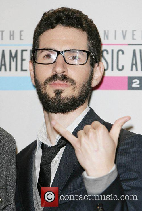 Brad Delson and Linkin Park 2