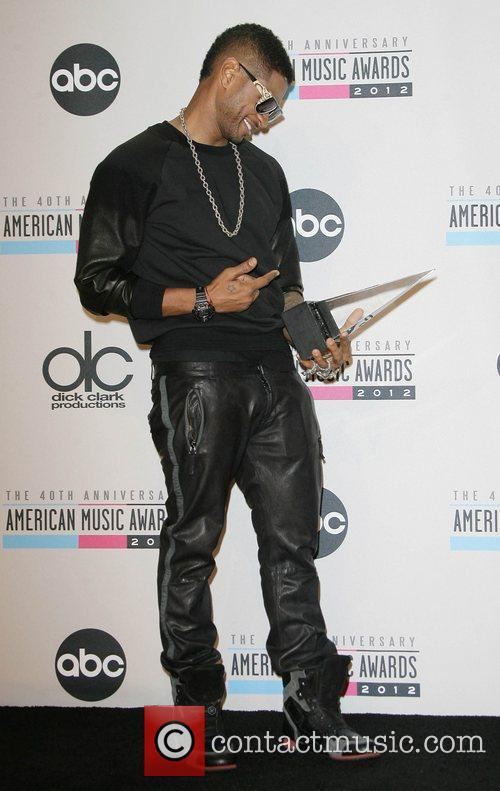 Usher and American Music Awards 5