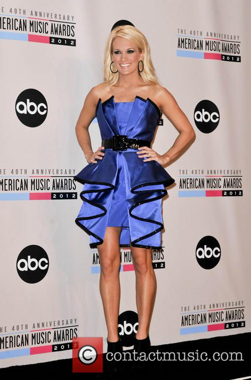 The, Anniversary American Music Awards, Nokia Theatre L., A. Live, Pressroom and American Music Awards 6