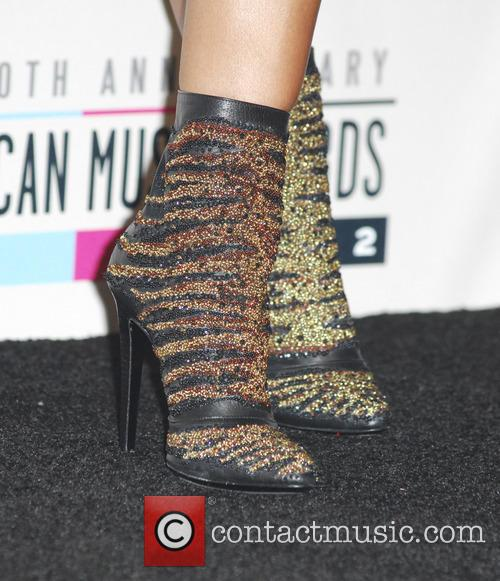 The, Anniversary American Music Awards, Nokia Theatre L., A. Live, Pressroom and American Music Awards 11