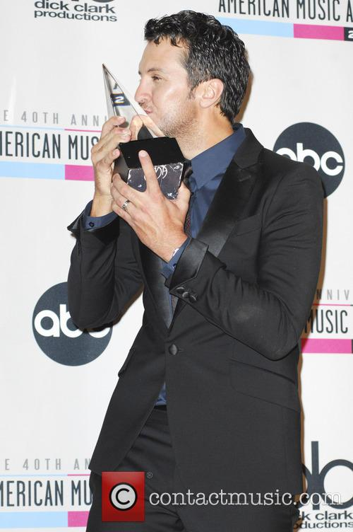 The, Anniversary American Music Awards, Nokia Theatre L., A. Live, Pressroom and American Music Awards 8