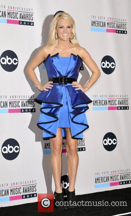 The, Anniversary American Music Awards, Nokia Theatre L., A. Live, Pressroom and American Music Awards 9