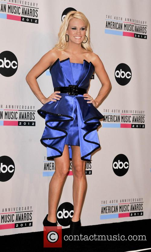 The, Anniversary American Music Awards, Nokia Theatre L., A. Live, Pressroom and American Music Awards 7