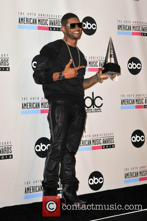 The, Anniversary American Music Awards, Nokia Theatre L., A. Live, Pressroom and American Music Awards 10