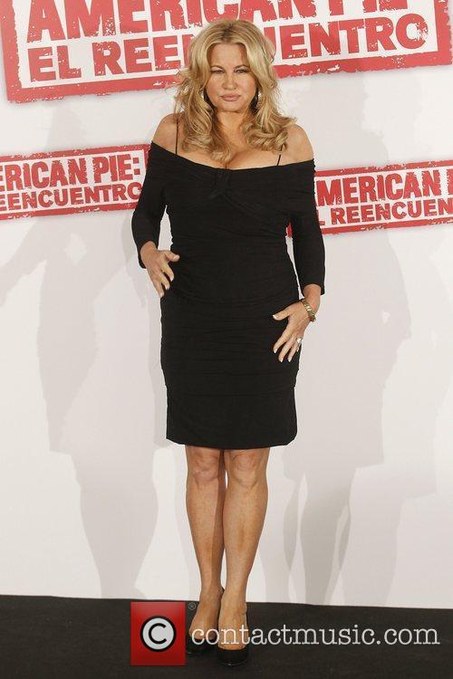 Actress Jennifer Coolidge  The cast of the...
