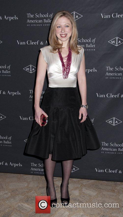 The School of American Ballet Winter Ball 2012