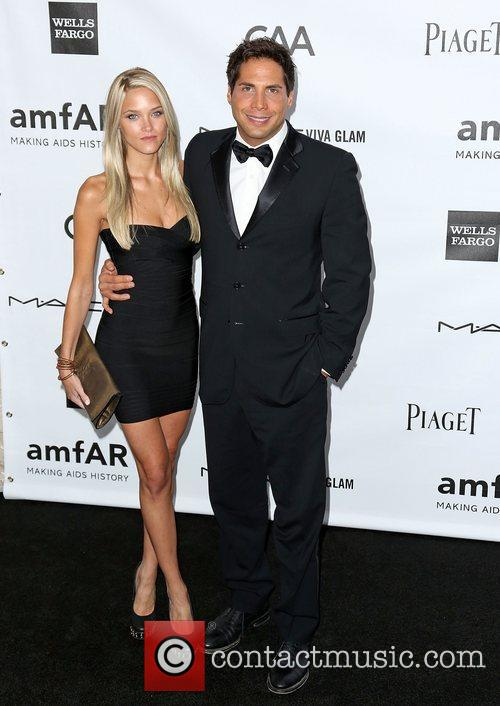abbey wilson and joe francis amfar 3rd 4123156