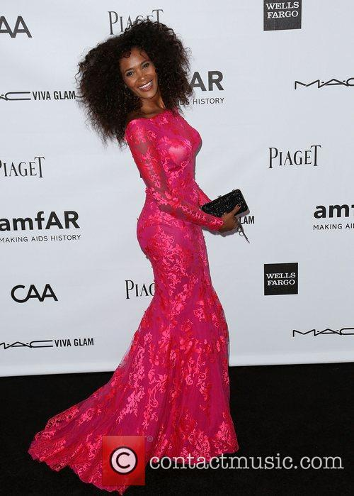Guest amfAR 3rd Annual Inspiration Gala at Milk...
